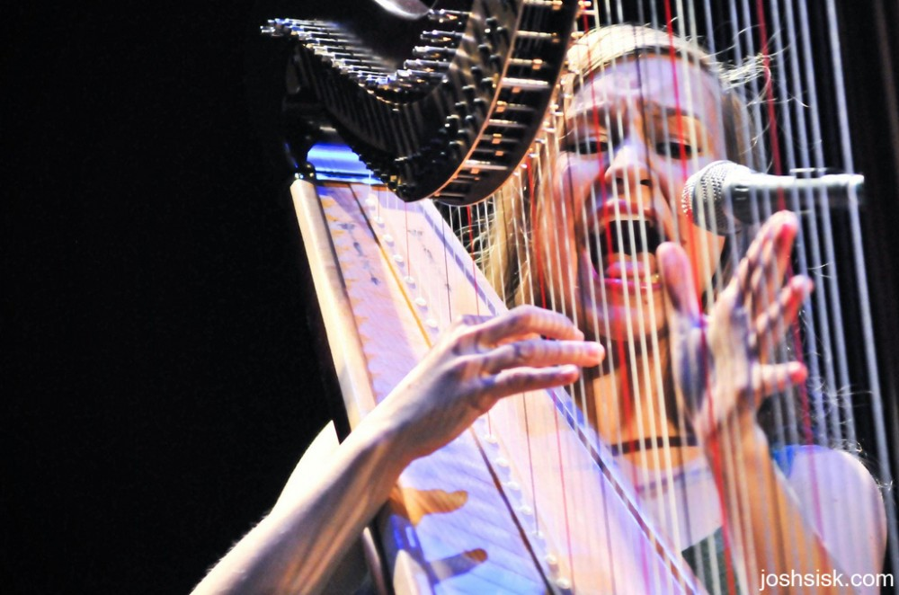 Joanna Newsom @ Rams Head
