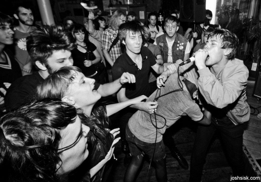 iceage @ Golden West, 2011