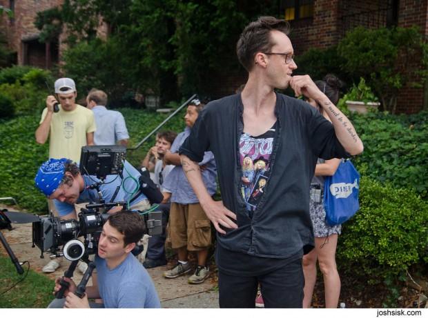 Director Matt Porterfield, 2011