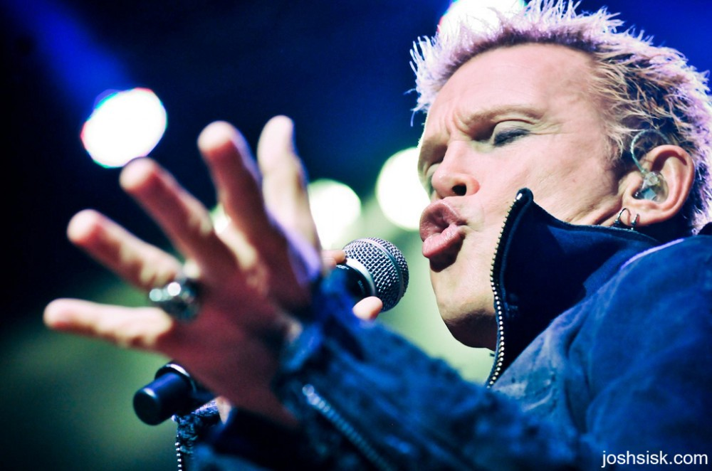 Billy Idol @ HFStival