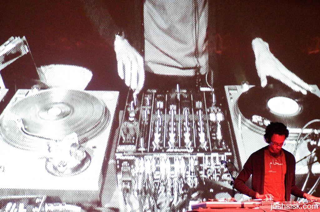 DJ/Rupture @ Big Ears