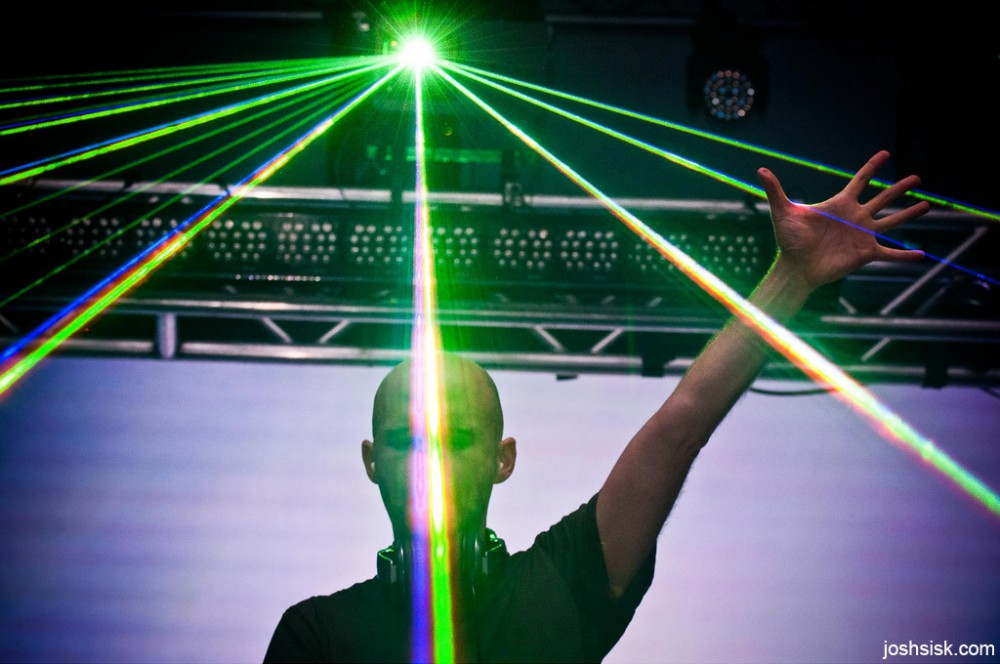 Moby @ Massive, 2011